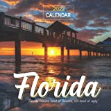 Florida Calendar 2022: Calendar 2022 with 6 Months of 2021 Bonus