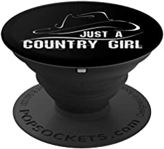 Just a Country Girl Cowboy hat