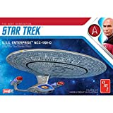AMT Star Trek U.S.S. Enterprise-D (Snap) 1:2500 Scale Model Kit