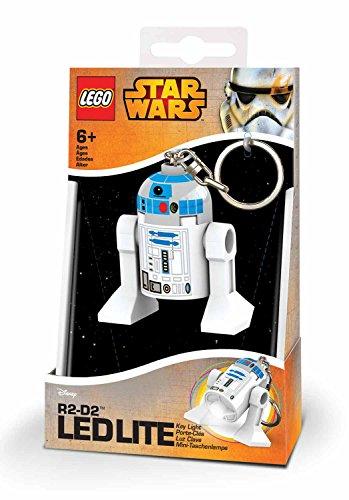 Lego 90032 Minitaschenlampe Star Wars, R2-D2, 7,6 cm