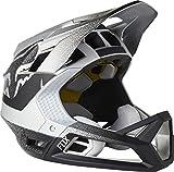 Fox Proframe Helmet Vapor, Ce Silver/Black
