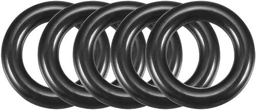 16 mm x 3 mm zwart nitrilrubber O-ring NBR afdichtingen afdichtingen 50 stuks