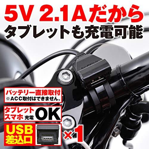 51Rw9x90yZL - 『デイトナUSB充電器』2つの問題をクリアしないと良さを活かせない