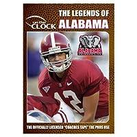 Legends of the Crimson Tide of Alabama [DVD]