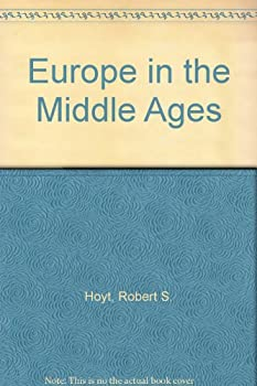 Hardcover Europe in the Middle Ages Book