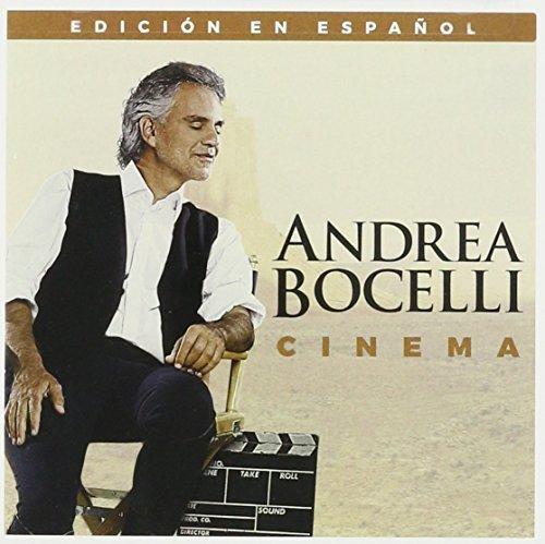Cinema [Spanish Version] by Andrea Bocelli (2015-05-04)