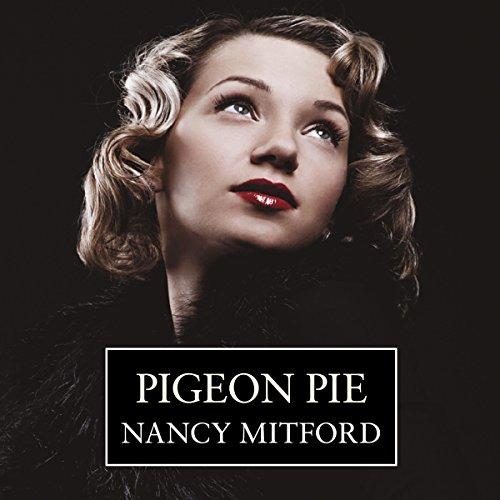 Pigeon Pie audiobook cover art