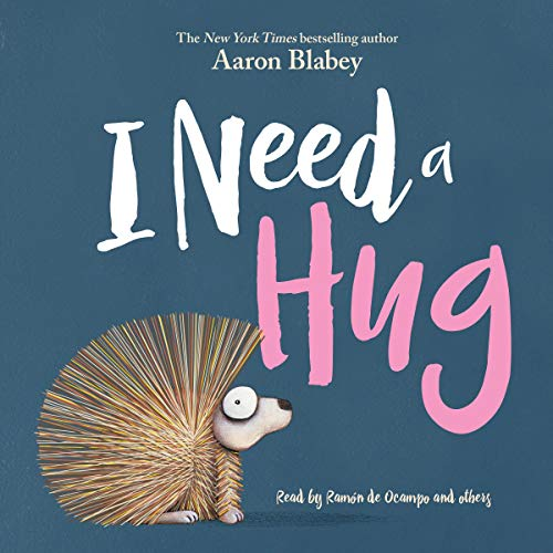 I Need a Hug audiobook cover art