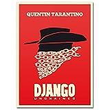 LaMAGLIERIA Hochqualitatives Poster - Django Unchained -