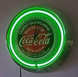 Zoom IMG-2 orologio da parete al neon