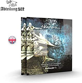 Abteilung502 - # ABT715 - Secrets of Leviathan - Model Kit Magazine - English