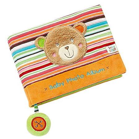 Fehn Fotobuch Teddy für 6 Fotos á 10x15 cm