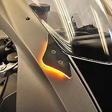 Yamaha R1 Mirror Block Off Turn Signals (2015-Present) - New Rage Cycles