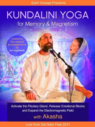 Kundalini Yoga for Memory & Magnetism [Reino Unido] [DVD]