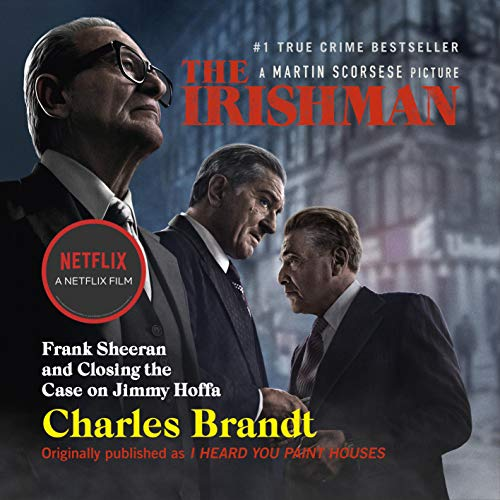 The Irishman cover art