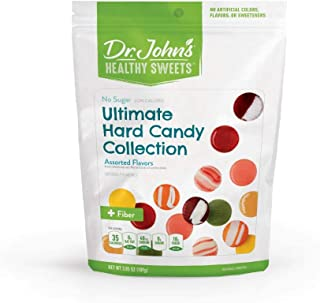 Dr. John's Healthy Sweets Sugar Free Ultimate Collection Hard Candies (3.85OZ)