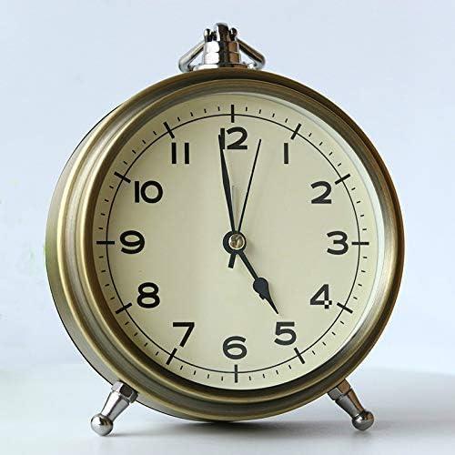 YONGLIANGgychaji Popular product Clock Retro Alarm Metal High-Definition Ranking TOP4 D