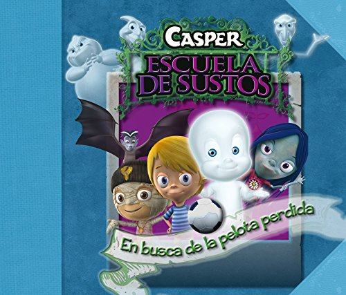 En busca de la pelota perdida (Casper) (CASPER.LA ESCUELA DE SUSTOS)