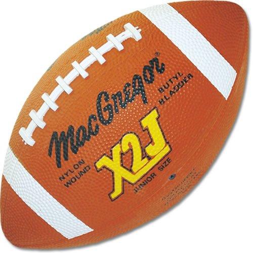 MACGREGOR X2J Junior Rubber Football