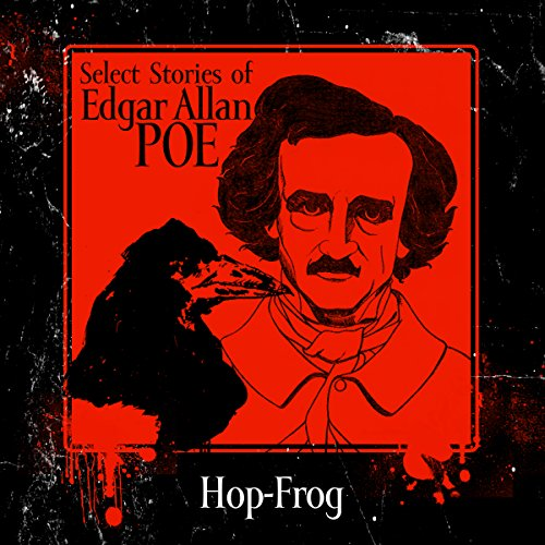 Hop-Frog audiobook cover art