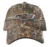 Unisex Adult Chevy Chevrolet Silver Logo Camo Baseball Cap Hat