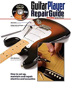 Erlewine, D: Guitar Player Repair Guide (0879309210) | Amazon price tracker / tracking, Amazon price history charts, Amazon price watches, Amazon price drop alerts
