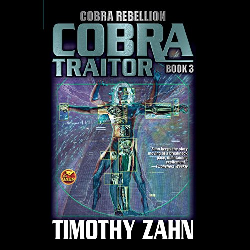Cobra Traitor cover art