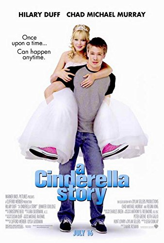 A Cinderella Story Poster Movie (27 x 40 Inches - 69cm x 102cm) (2004)