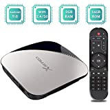 TV Box Android 9.0, TUREWELL Android Box RK3318 Quad-Core 64bit 2GB...
