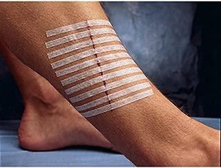 GimaSteri-Strip - Tiritas estériles con adhesivo 3M, bolsa de 6 tiras de 100 mm