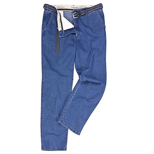 Over-Size Übergrößen Jeans mit Dehnbund Größe 61 bis 75