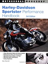 Harley-Davidson Sportster Performance Handbook, 3rd Edition (Motorbooks Workshop)