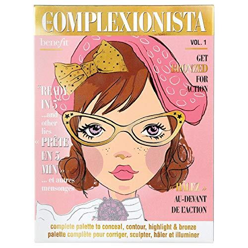 BENEFIT THE COMPLEXIONISTA PALETA CORRECTORA ROSTRO
