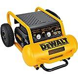 Dewalt D55146 1.6 Hp Continuous 200 Psi, 4.5 Gallon Compressor, 17' x...