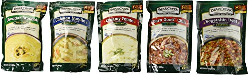 Bear Creek Country Kitchens Soup Mix Variety Pack