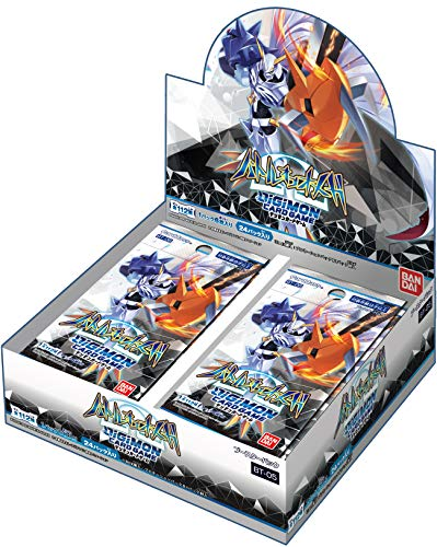 Bandai Digimon Card Game Booster Battle of Omega Booster Pack (Box) Box [BT-05]