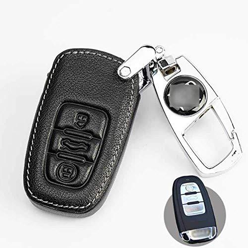 Accesorios para el coche, carcasa para llave de coche, funda para llave de coche, para Audi B6 B7 B8 A4 A5 A6 A7 A8 Q5 Q7 R8 Tt S5 S6 S7 S8 Sq5 Rs5 5