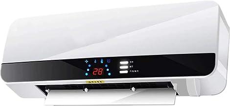 Portátil 2000W Calefactor de Baño con Mando a Distancia, 56X19X21cm Calefactor de Aire Caliente Protección Sobrecalentamiento Calefactor Baño