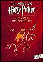 Harry Potter Coffret de J. K. Rowling
