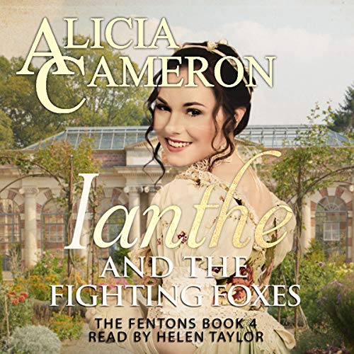 Ianthe and the Fighting Foxes cover art