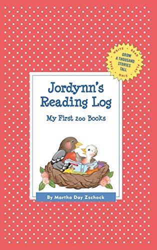 Jordynn's Reading Log: My First 200 Books (GATST) (Grow a Thousand Stories Tall)
