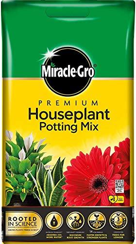 Miracle-Gro Premium Houseplant Potting Mix 10L Bag