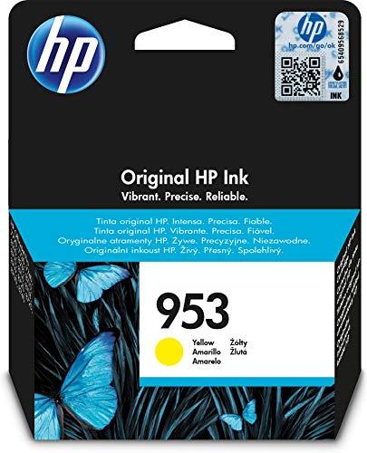 HP - 953 Original Rendimiento estándar Amarillo
