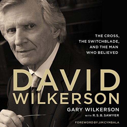 David Wilkerson audiobook cover art