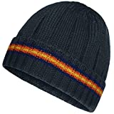Cappellino - Brice Wool Stripes - Bambini - Blue Depht - 52