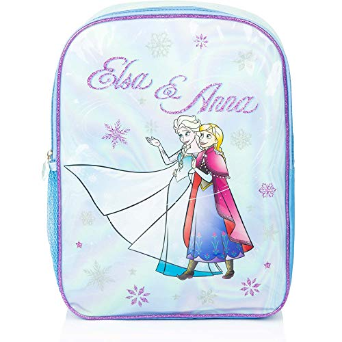 Disney Frozen School Bag for Girl Kids Travel Bag Anna Elsa Olaf Junior Girls Backpack Childrens Luggage Rucksack