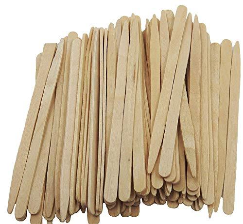 Perfect Stix - Craft Pick 90-1000 Craft Picks 90-1000 Wooden Craft Picks, 0.1' Height, 0.2' Width, 3.5' Length (Pack of 1000)