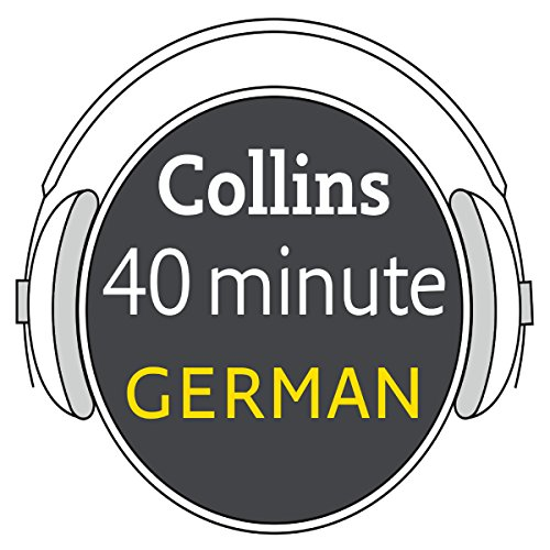 German in 40 Minutes cover art