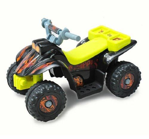 Quad Bateria 6V Moto Electrica Niños 2 años Velocidad 2'5 Km/h Carga...