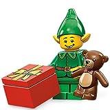 LEGO Minifigures Series 11 Holiday Elf Mini Figure